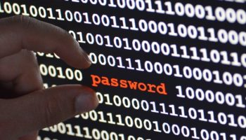 Stealing password from code