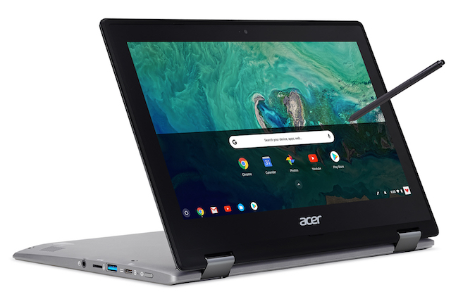 Acer unveils Chromebook 11 C732, Chromebook Spin 11, and