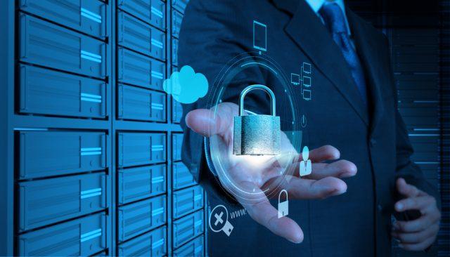 Data cloud lock