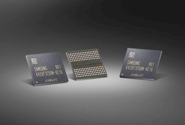 Samsung kicks off mass production of 16 gigabit GDDR6 memory