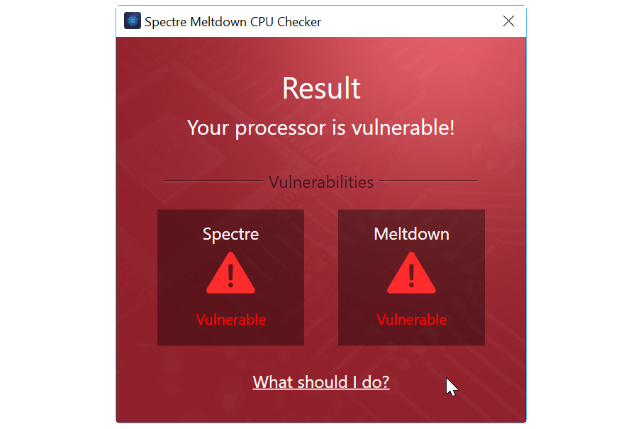 ClusterVision White Paper Looks at HPC Performance Impact of Spectre and Meltdown
