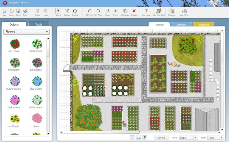 - Become Your Own Landscape Designer By Using Garden Planner