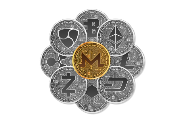 Monero cyrptocurrency