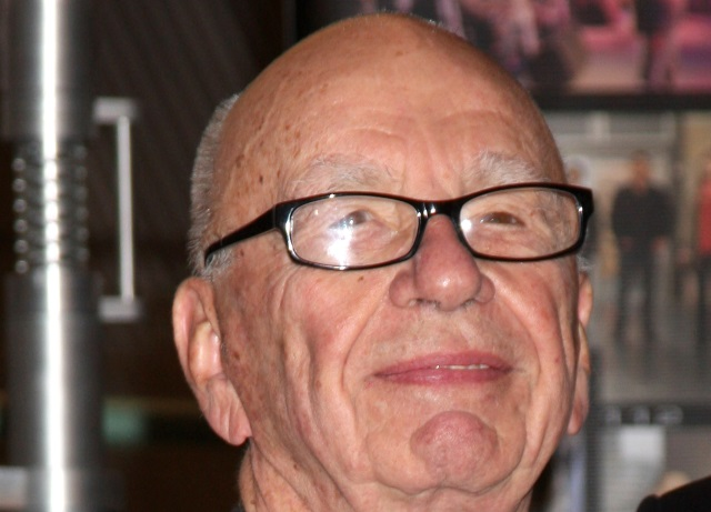 Rupert Murdoch Blames Facebook And Google For Spreading 'Scurrilous News Sources'