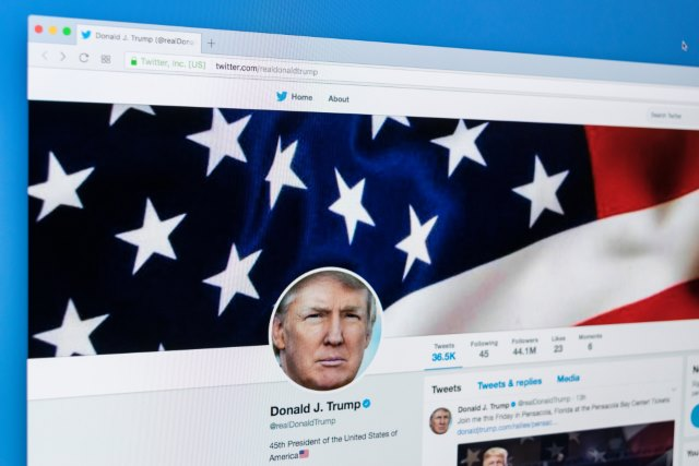 '@Jack is #complicit': Group attacks Twittter over Trump tweets