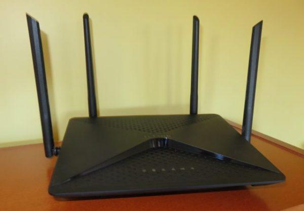 D-Link AC-2600 router