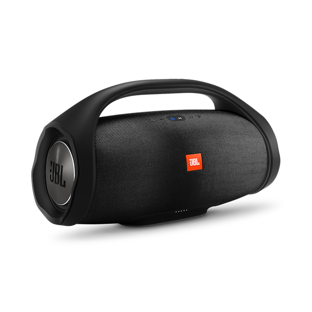 jbl boombox is a superb portable bluetooth speaker sans assistant review. Black Bedroom Furniture Sets. Home Design Ideas