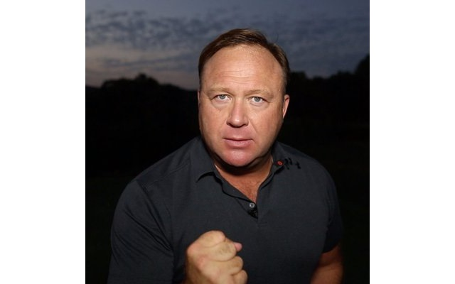 Infowars YouTube account is two strikes away from a ban
