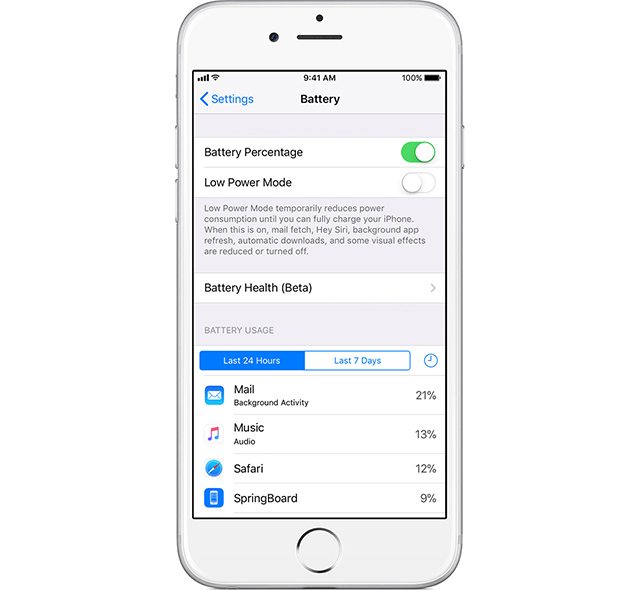 Apple battery slowdown under the parliamentary microscope