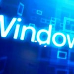 Blurred Windows logo