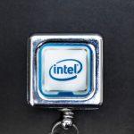 Intel keychain