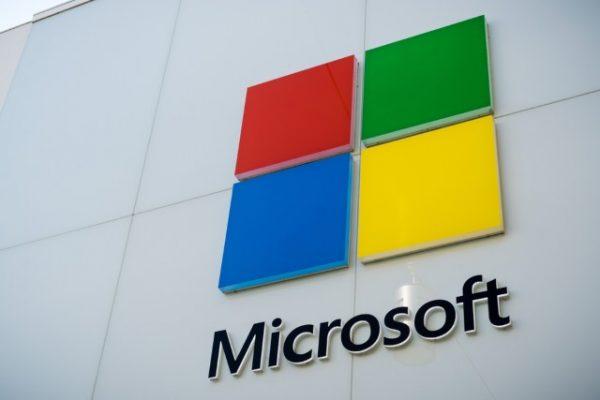 Square Microsoft store logo