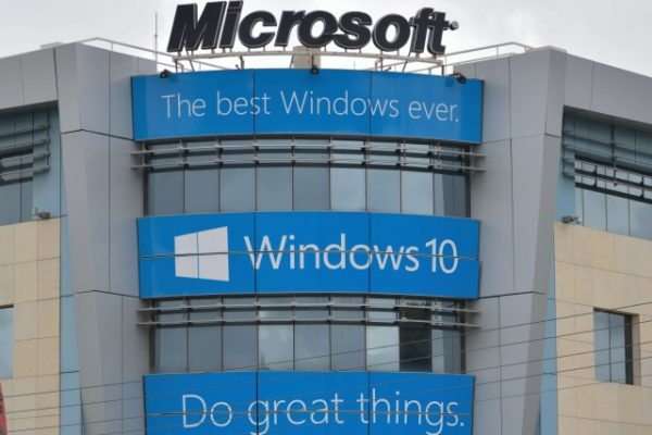 Windows 10 -- Do great things sign