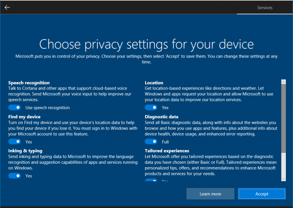 Microsoft releases Windows 10 Spring Update (RS4) Build
