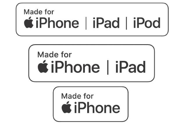 Znalezione obrazy dla zapytania made for iphone ipad ipod