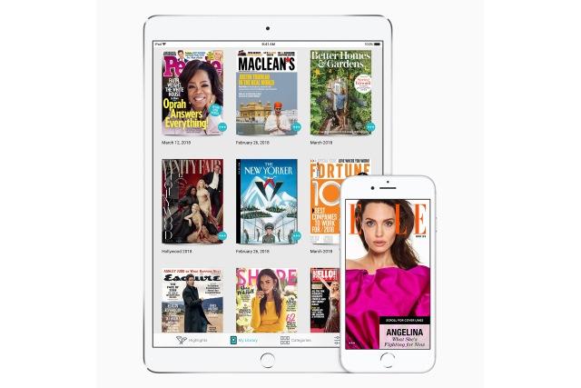 photo image Apple announces plans to acquire digital magazine service Texture