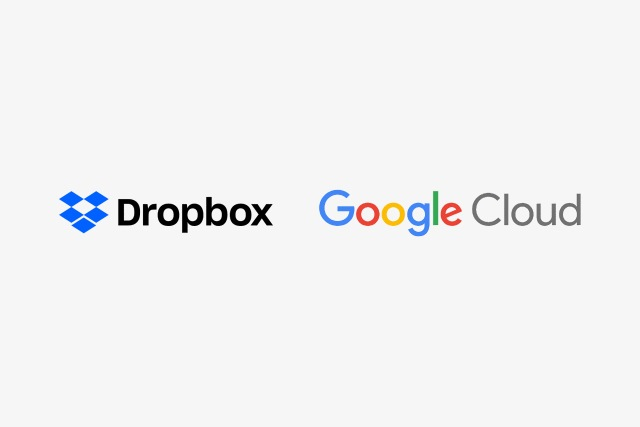 Dropbox and Google announce new partnership
