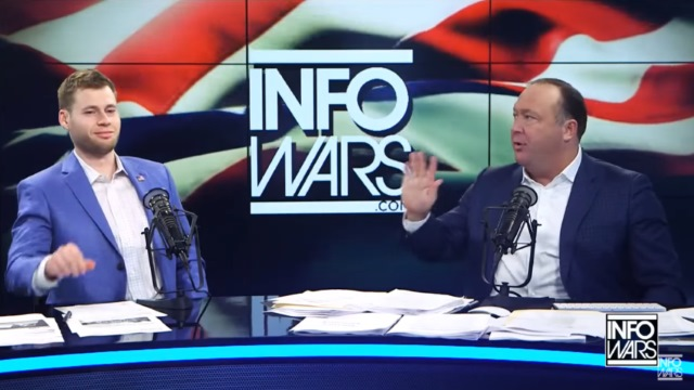 InfoWars' conspiracy theories have advertisers ditching YouTube channels