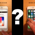 iPhone battery speed test