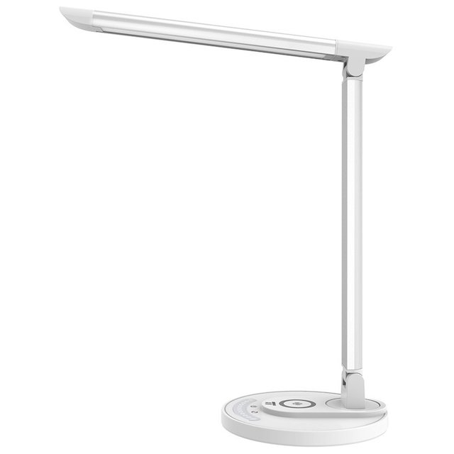 TaoTronics LED Desk Lamp with Wireless Charger [Review]