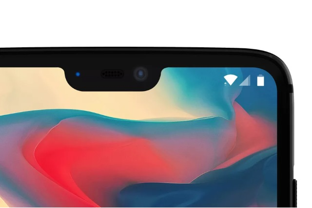 Confirmed: The OnePlus 6 will have the iPhone X's notch