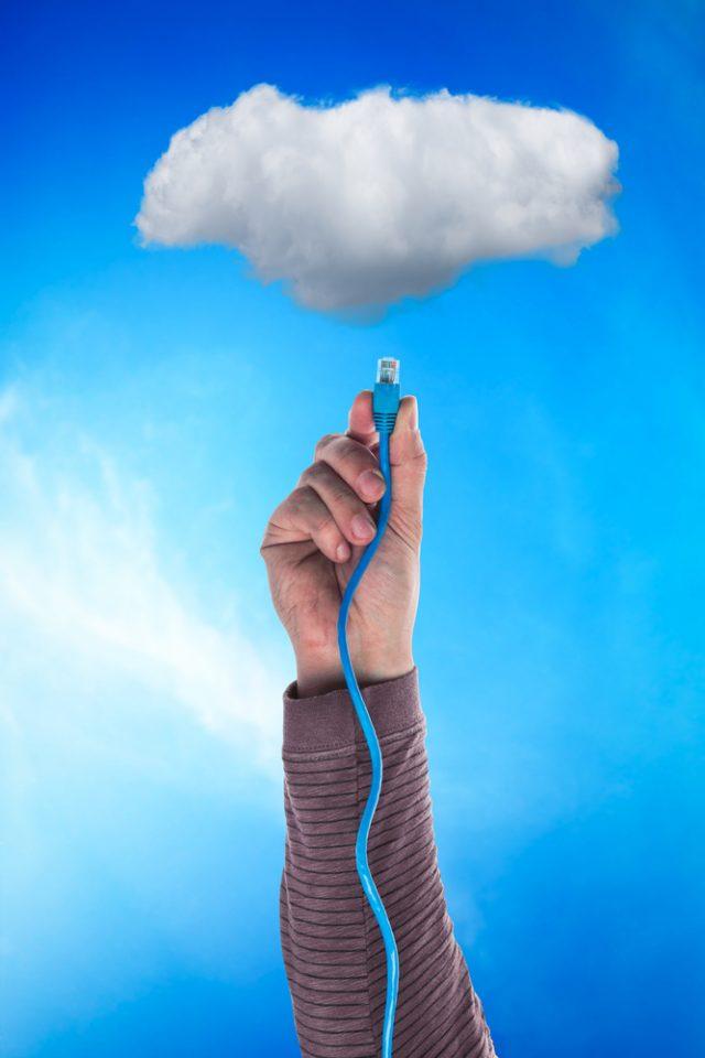 Cloud-Datenkabel
