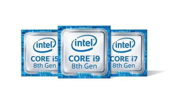 Intel mobile Core i9 processor