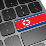 North Korea keyboard