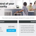 Amazon Smart Home Security installation