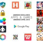 Android Excellence April 2018