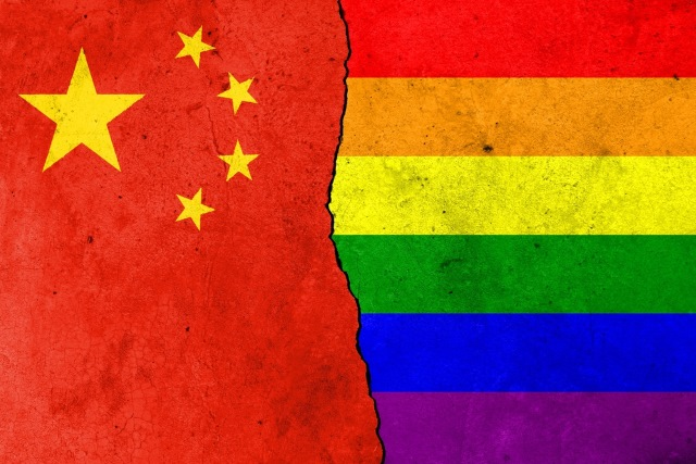 'I am gay' protests emerge in China as Weibo bans homosexual content