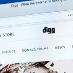 Digg website