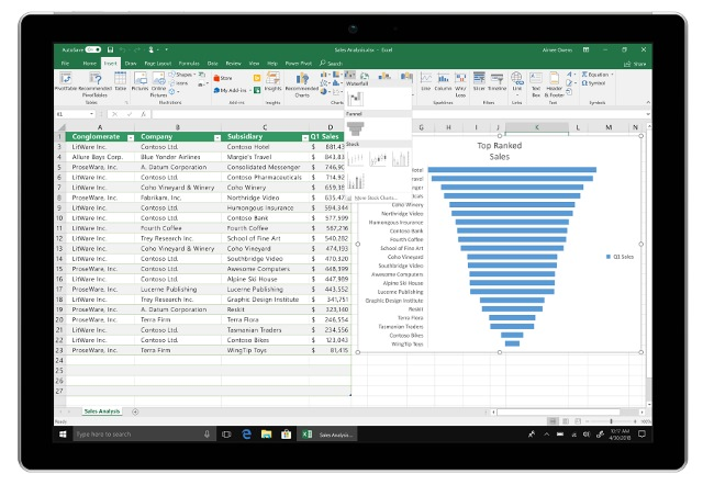 Microsoft debuts Office 2019 as a Preview for business customers