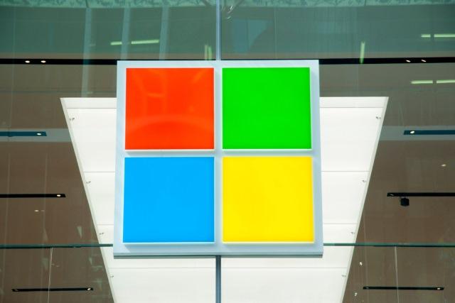 Square Microsoft logo