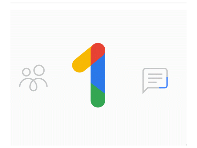 Google Drive changes to Google One, with extra paid options