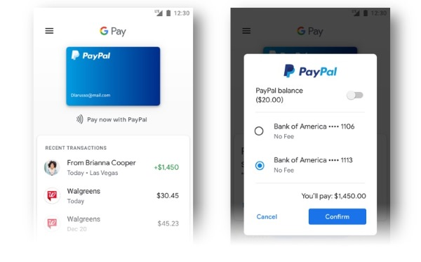 PayPal to soon integrate with Google services