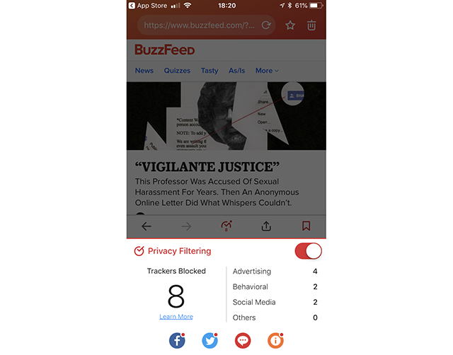 Trend Micro launches Zero Browser for iOS — a web browser