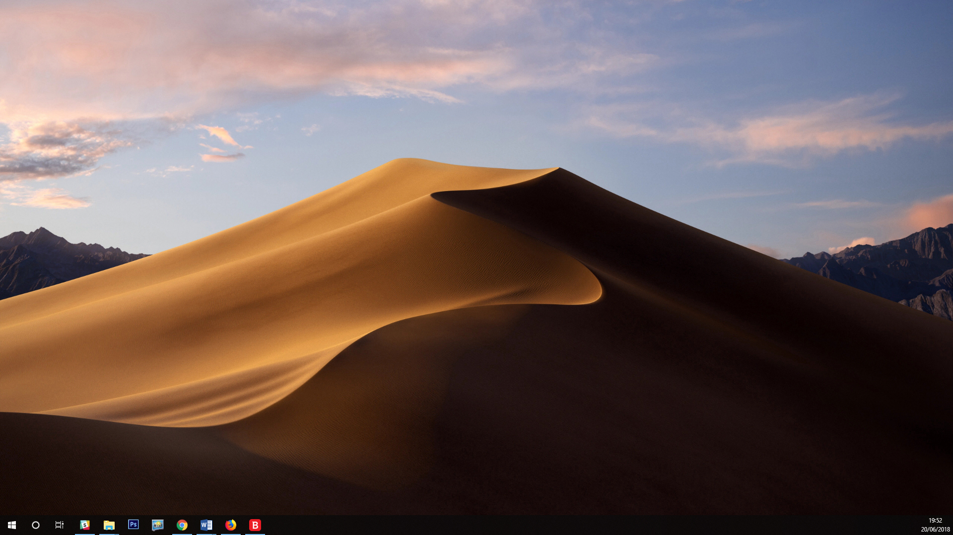 latest mac os transformation pack for windows 10