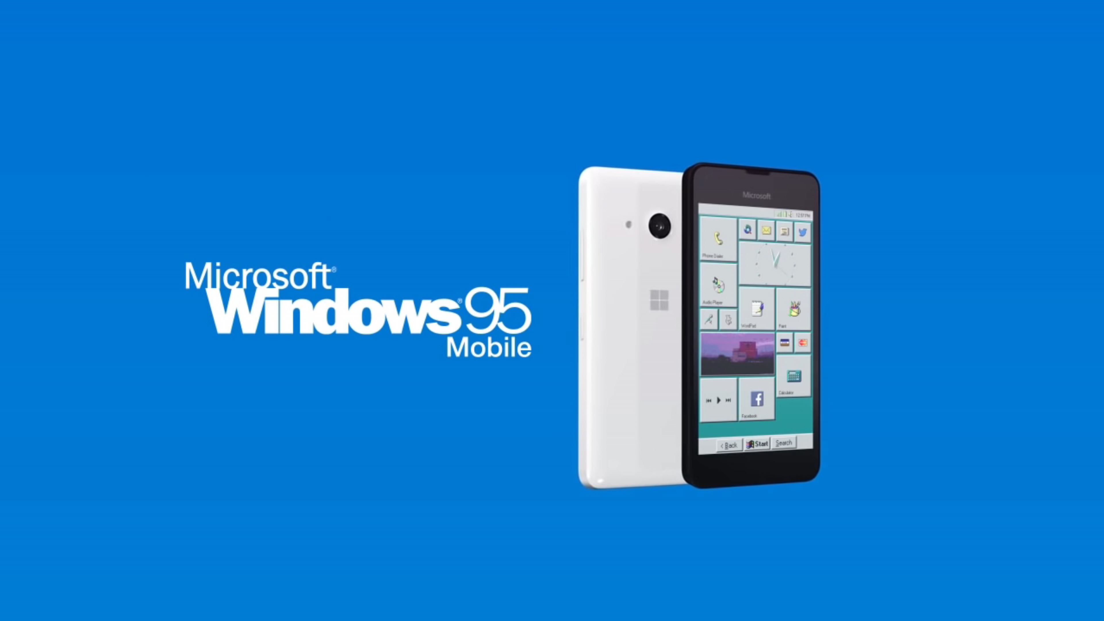 Would you swap Android or iOS for Microsoft Windows 95