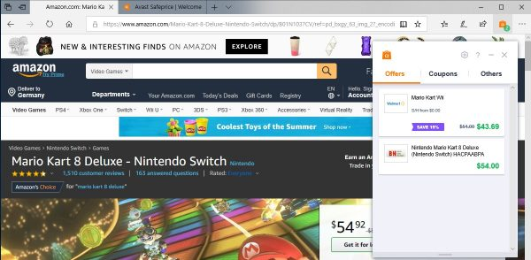 avast edge browser