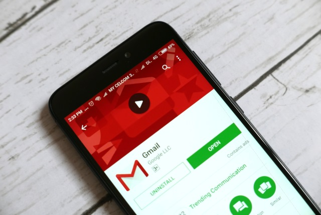 Gmail for Android update adds customisable swipe actions