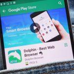 Google Play in pocket