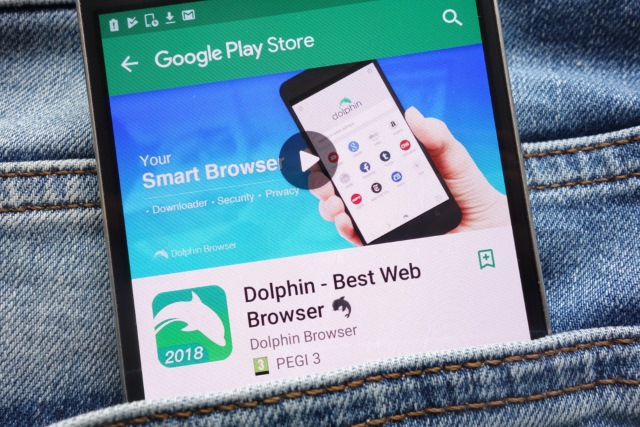 Google speeds up offline file sharing in Files Go app