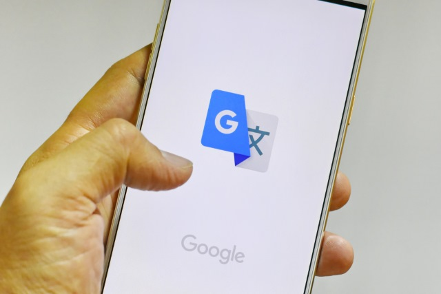 photo image Offline Google Translate to be boosted by AI