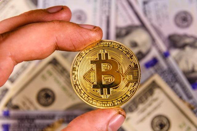Holding Bitcoin