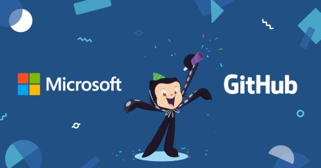 Microsoft and GitHub