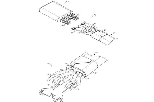 Thinner USB-C patent