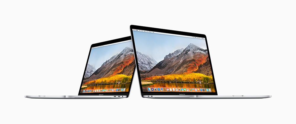 photo image Apple updates MacBook Pro to deliver faster performance and new pro features