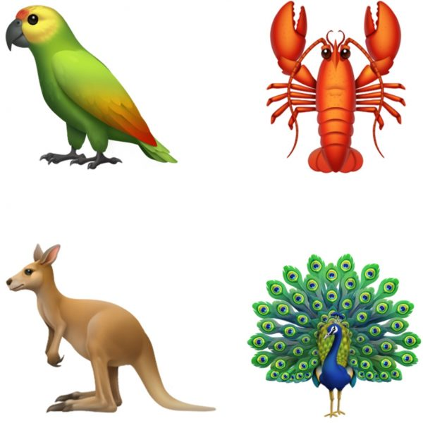 Apple Announces 70 New Emojis Coming To Ios 12 And Macos 1014 Mojave