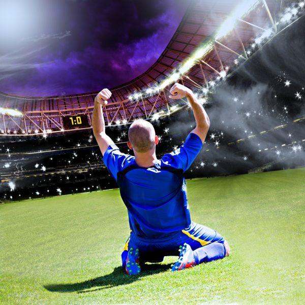 footballer goal